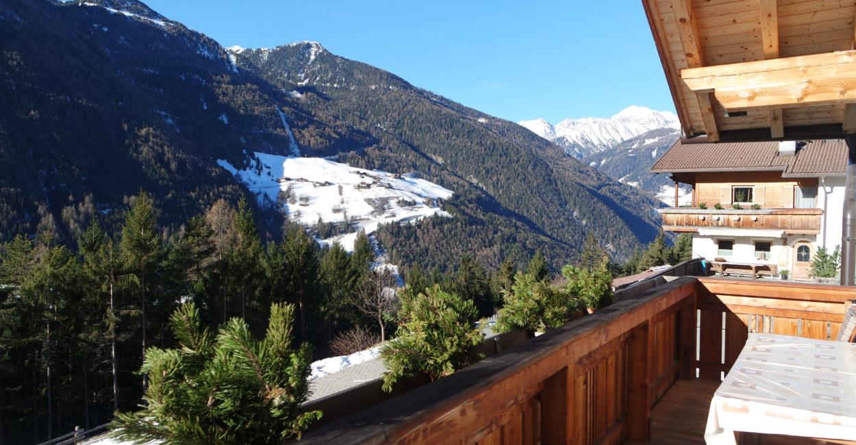 Ausblick Von Der Fw Bergblick